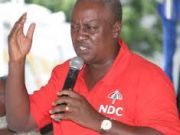 Upcoming presidential elections in Ghana