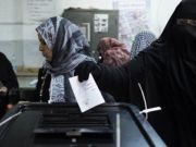 Protests continue over Egyptian referendum
