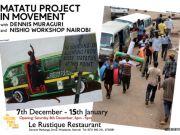 Matatu Project in Movement