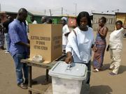 Ghana goes to the polls