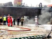 Fuel depot explodes in Lagos