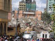 Building collapses in Dar es Salaam