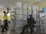 Kenya's presidential election tightens