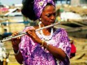 Projection of Kinshasa Symphony
