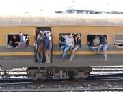 Kuwait funds Egyptian railway project