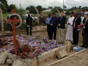 Bombed Arusha church to become pilgrimage site