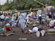 Bomb attack on Arusha church