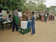 Mozambique starts voter registration