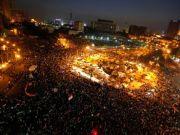 Anti-Morsi protests in Egypt