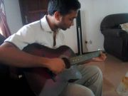 Be a professional guitarist