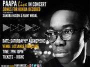 Live Concert by Paapa