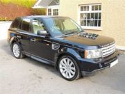 2006 Range Rover Sports 4.2 V8 supercharged HSE
