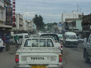 Arusha tackles traffic congestion