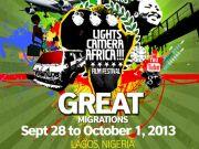 Lights, Camera, Africa!!!