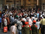 Resumption of some Cairo train services