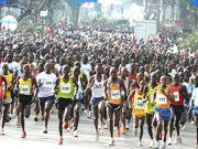 Standard Chartered Nairobi marathon