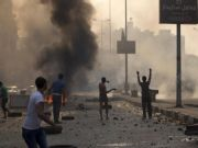 Over 50 dead in clashes in Egypt