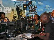 Sheng slang raps in Nairobi