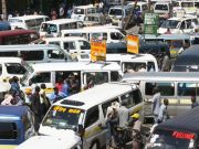 Accra tries to ease traffic congestion