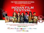 Indian film festival in Accra