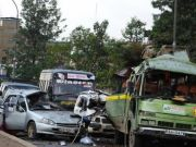 Six dead in Nairobi grenade attack