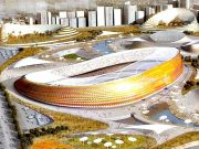 New Addis Ababa stadium