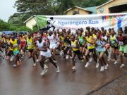Ngorongoro half marathon