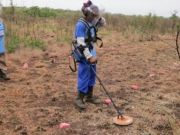 Maputo declared free of land mines