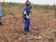 Maputo declared free of land mines