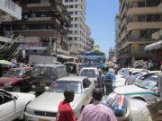 Major traffic changes in Dar es Salaam