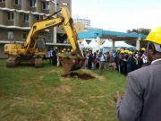 University of Nairobi skyscraper expansion