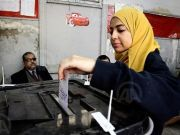 Egypt votes for new president