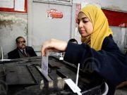 Egypt votes for new president