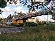Bridge collapses in Rome