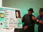 New electronic ID cards in Nigeria
