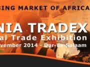 Tanzania Tradex 2014