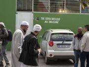 Arson attack at Cape Town's open mosque