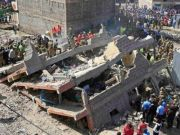 Investigation into Nairobi building collapse