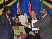 South Sudan breakthrough at Arusha summit