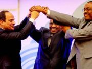 Egypt, Ethiopia and Sudan sign deal over Nile dam