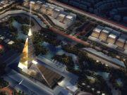 Cairo builds pyramid skyscraper