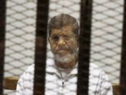 Morsi sentenced to death