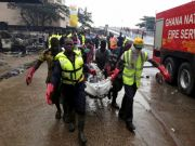 Three days of mourning in Ghana for fire victims