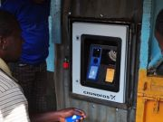 Nairobi water vending machines