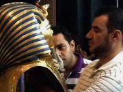 Cairo airport to display ancient artefacts