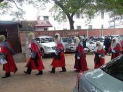Ghana suspends judges over corruption