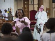 Kenya declares national holiday for papal Mass