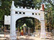 Botanical gardens reopen in Maputo
