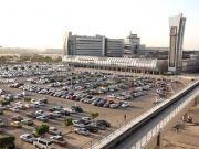 New runway at Cairo airport