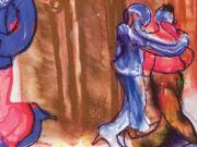 Fargahli Abdel Hafiz exhibition at Zamalek art gallery
